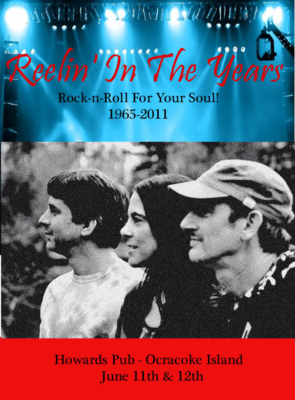 Reelin in the years poster