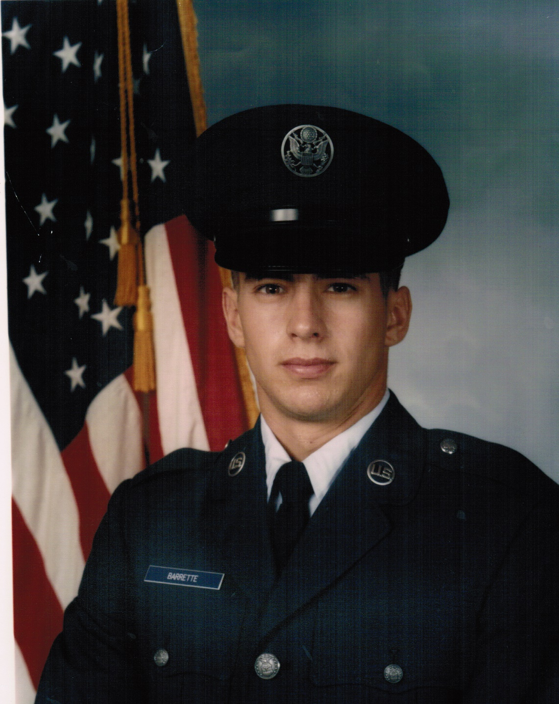 Tom Barrette USAF